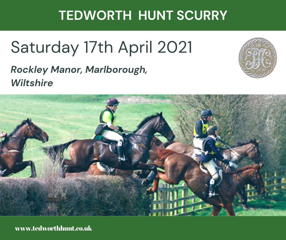 Tedworth Hunt Scurry and Hunt Ride